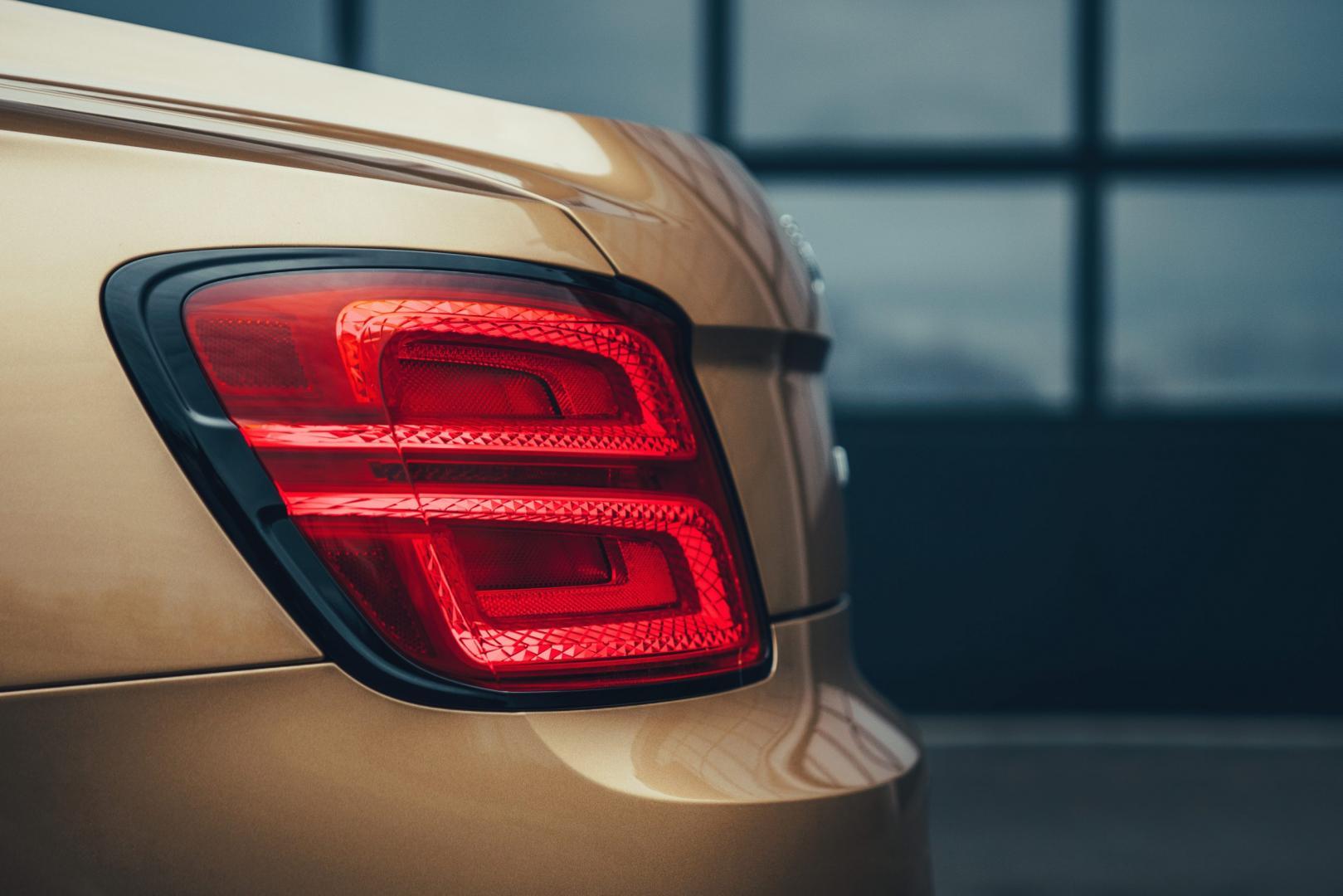 Achterlichten Bentley Flying Spur V8