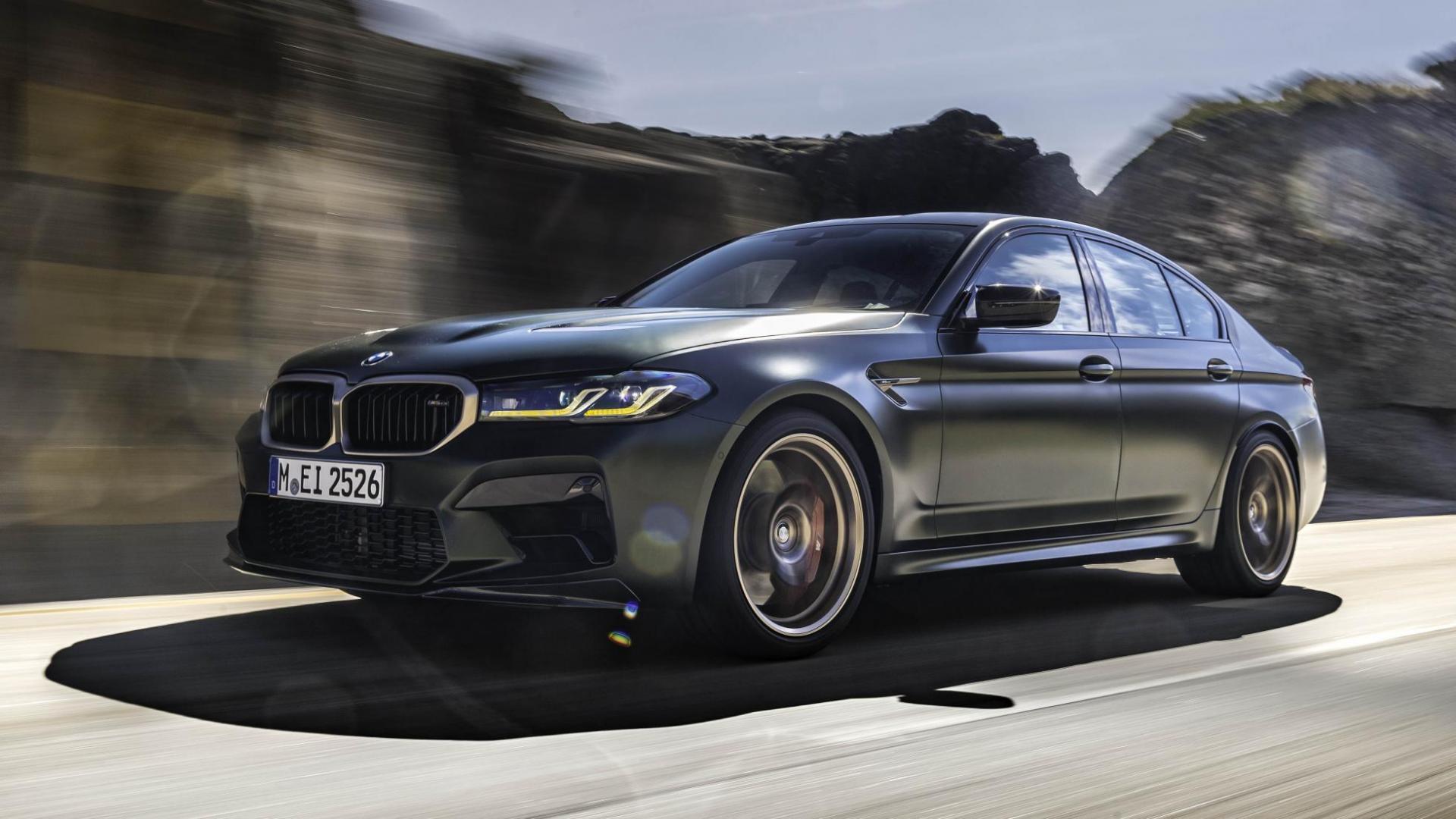 BMW M5 CS 2021 (G30)