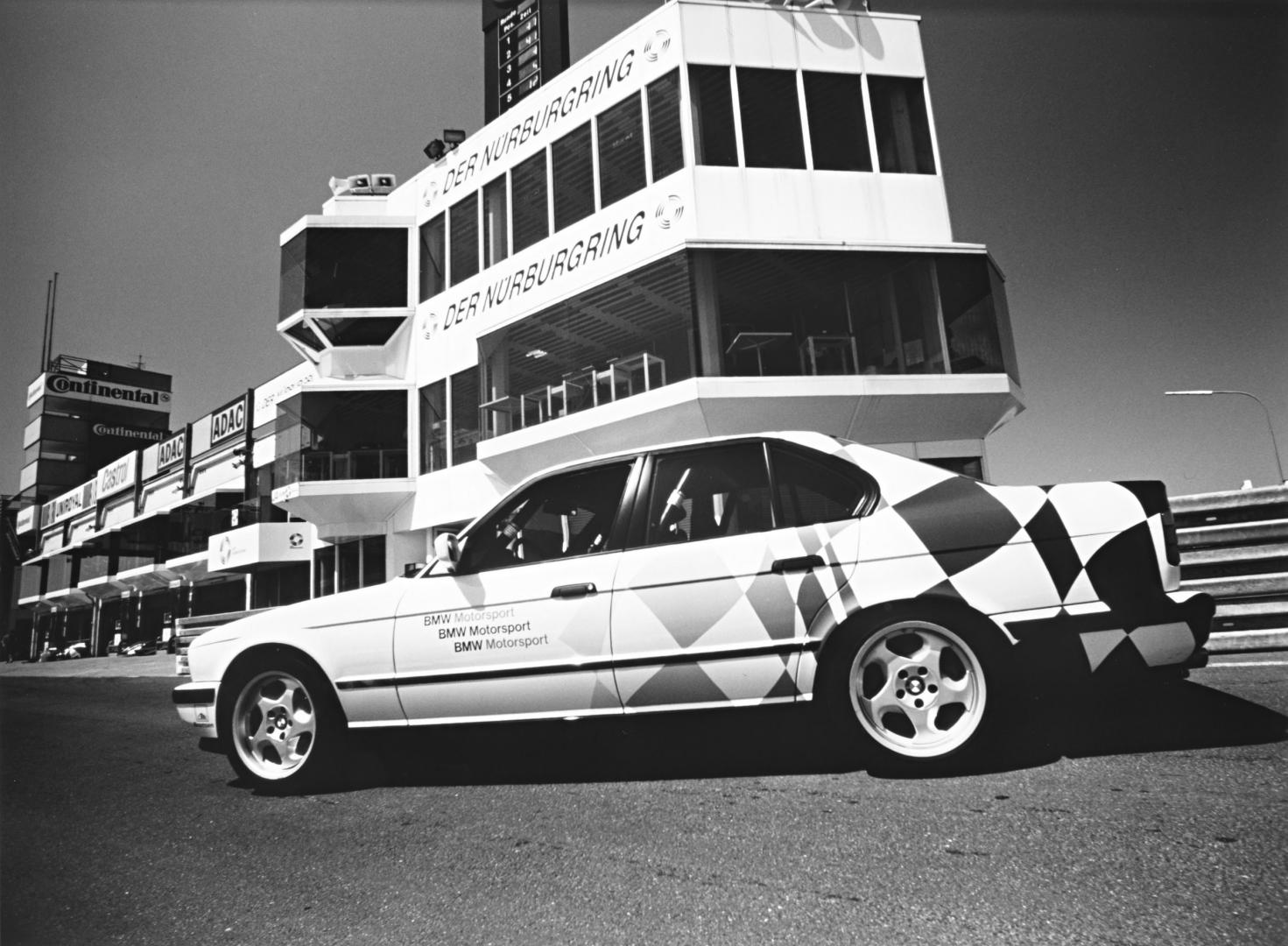 BMW M5 Ring-Taxi E39