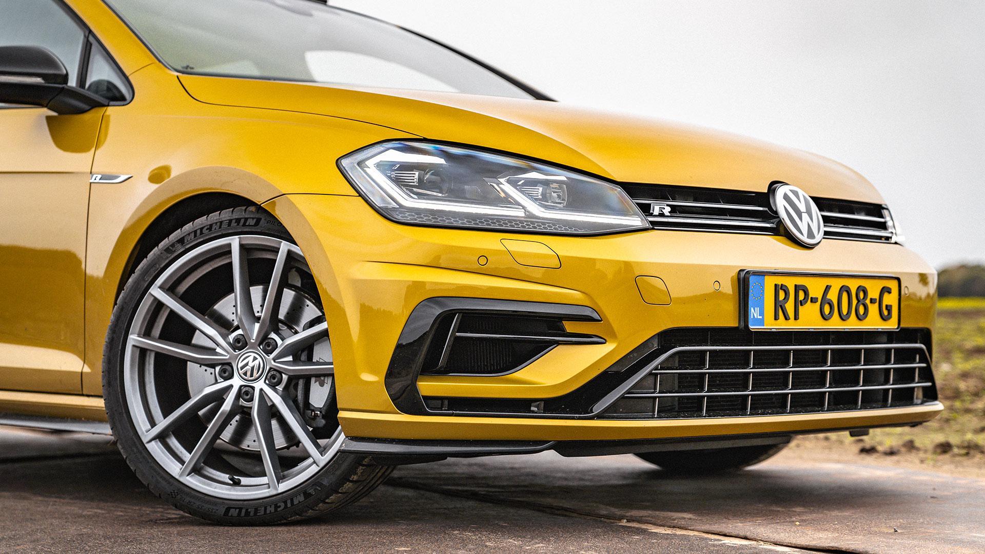 Ooit de duurste Golf van Nederland (Volkswagen Golf 7 R Akrapovic)