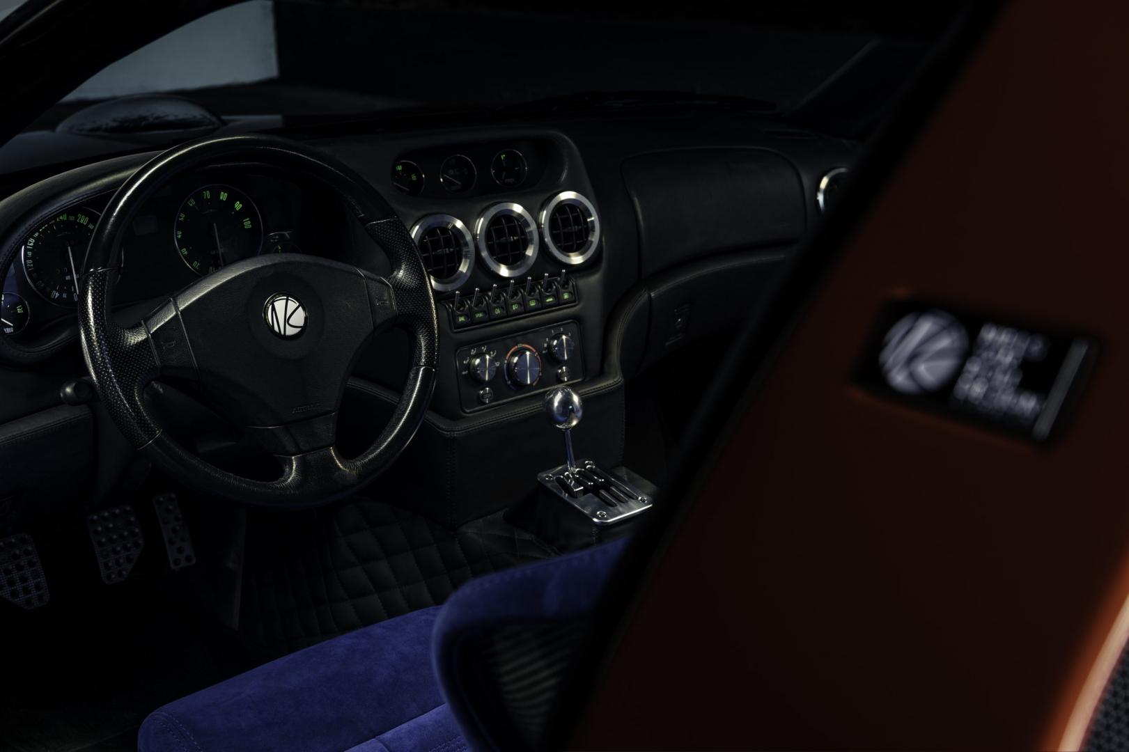 Interieur Breadvan Hommage / Ferrari 550 Shooting Brake