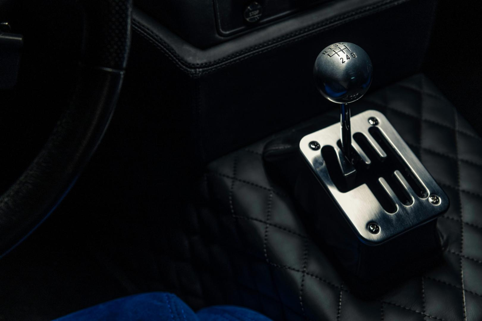 gated shifter in de breadvan hommage