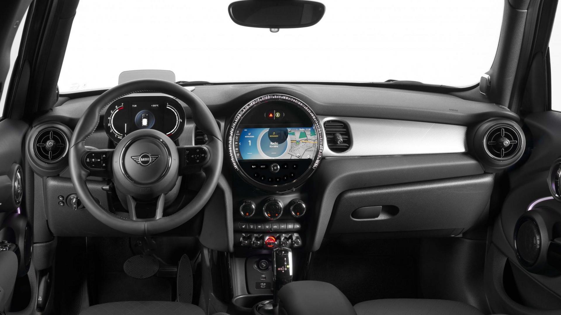 Interieur Mini facelift (2021)
