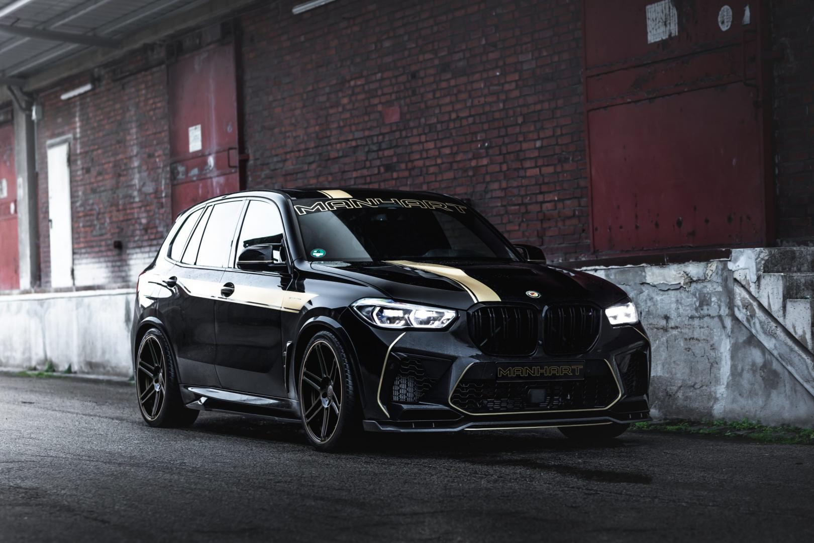 Manhart MHX5 800 (BMW X5 M Competition)