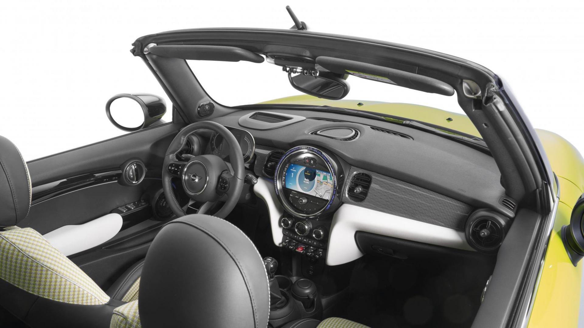Interieur Mini Cabrio facelift (2021)