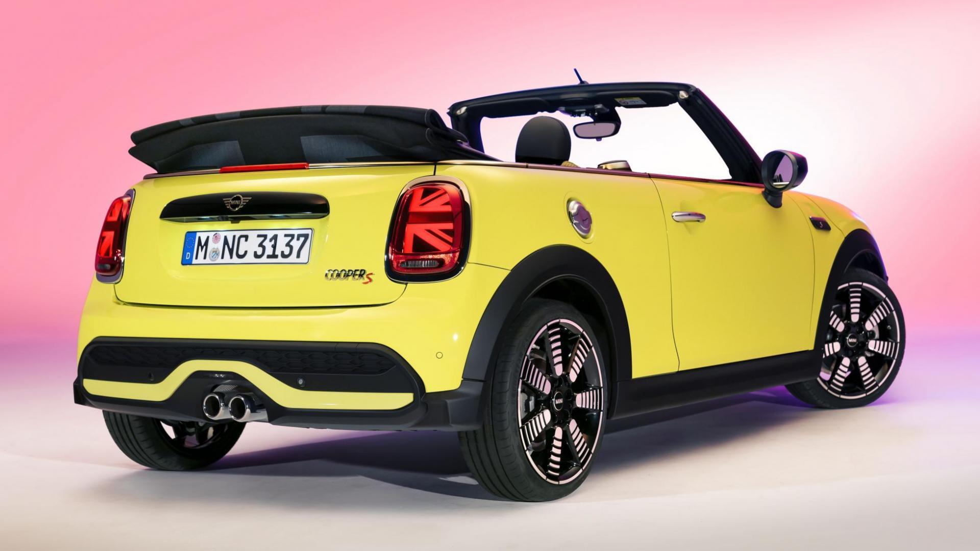 Mini Cabrio facelift (2021)