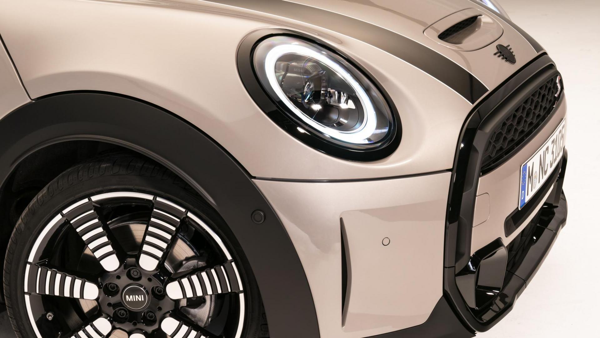 Mini Cooper S facelift 2021