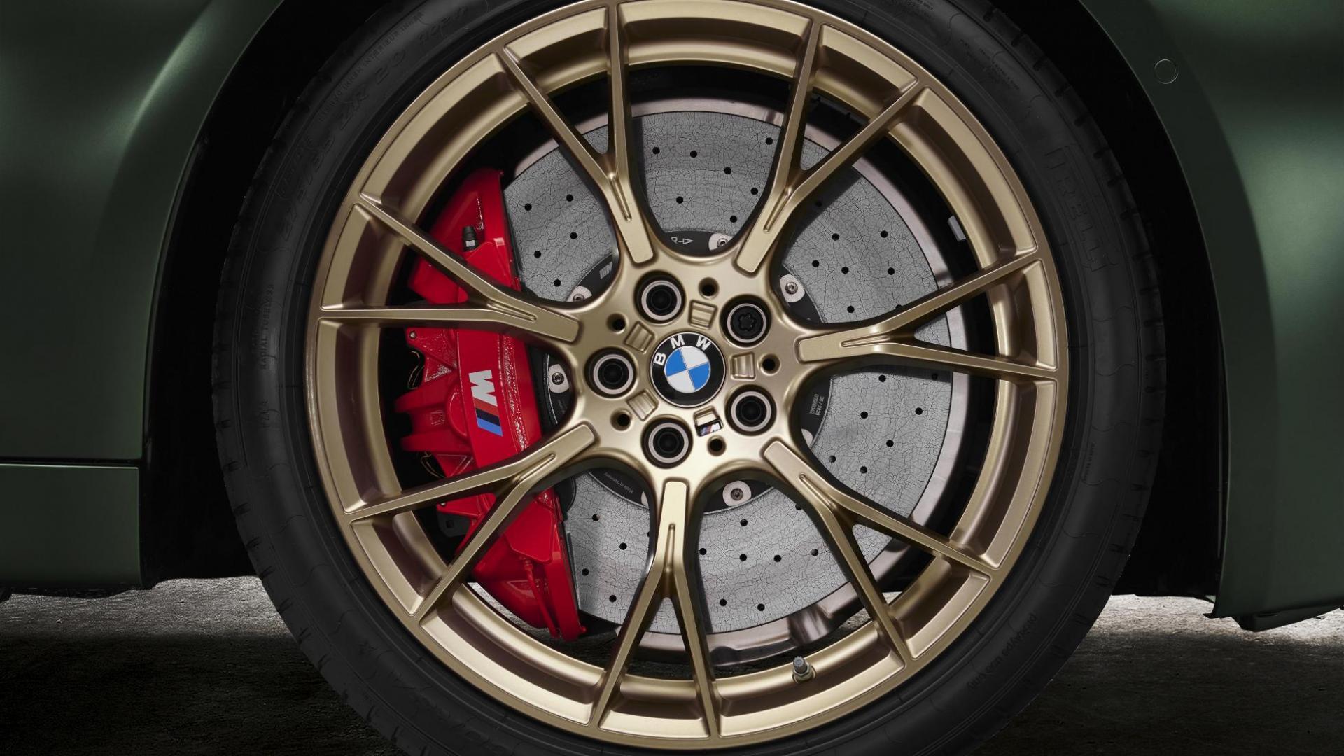 Wielen en velgen BMW M5 CS 2021 (G30)