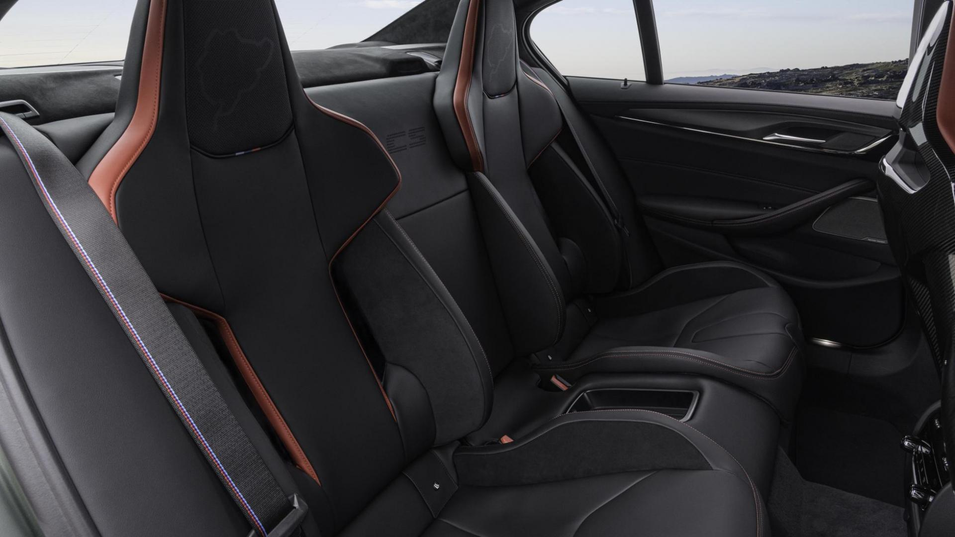 Achterstoelen BMW M5 CS 2021 (G30)