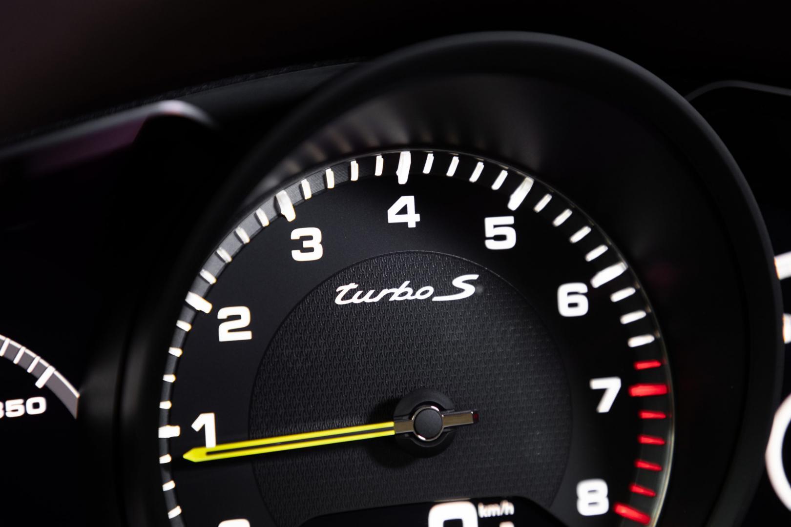 tellers Porsche Panamera Turbo S E-Hybrid