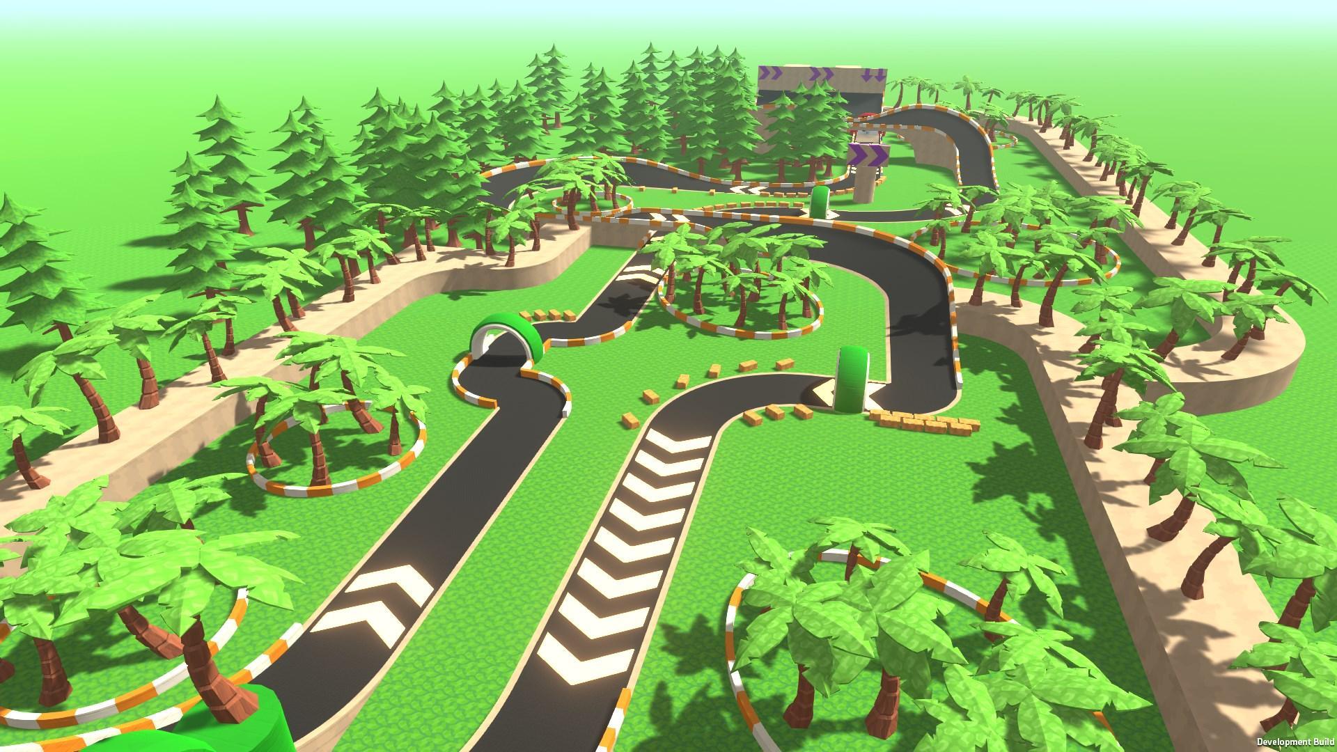 Screenshot Zeepkist game van Steelpan Interactive
