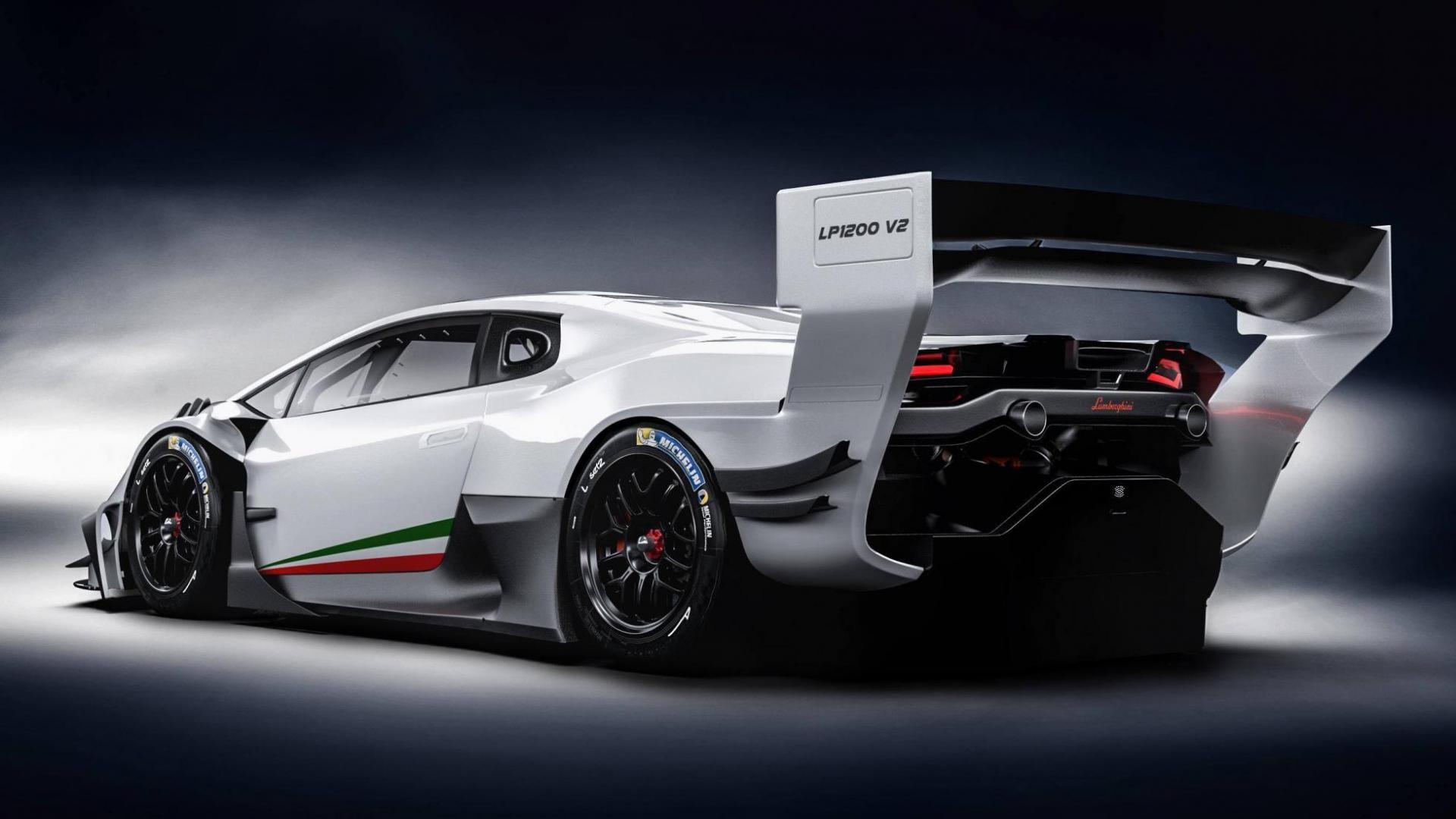Zyrus LP1200 Strada (Lamborghini Huracan Super Trofeo)