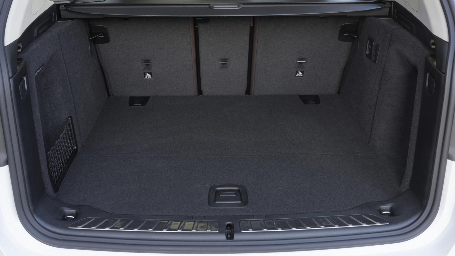 Bagageruimte BMW iX3