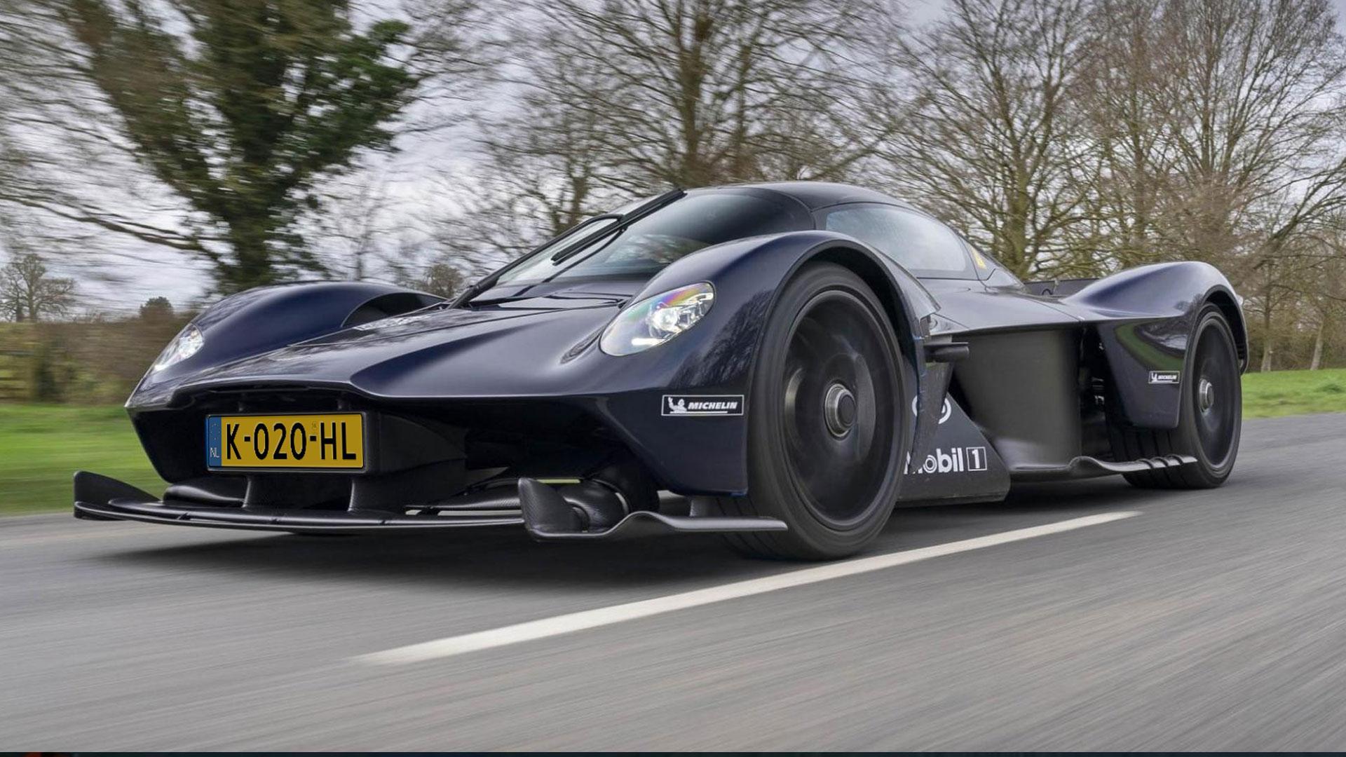 Aston Martin Valkyrie Nederland