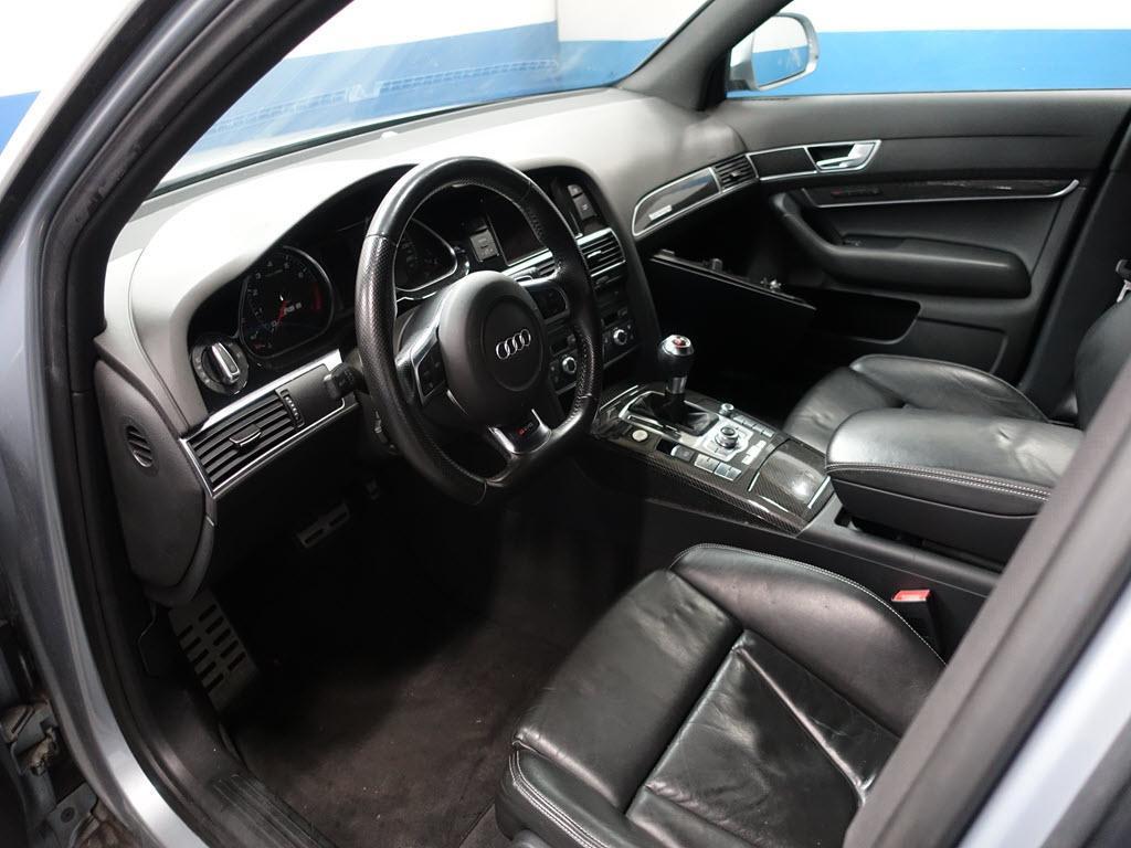 Audi RS 6 V10 bij Domeinen Roerende Zaken