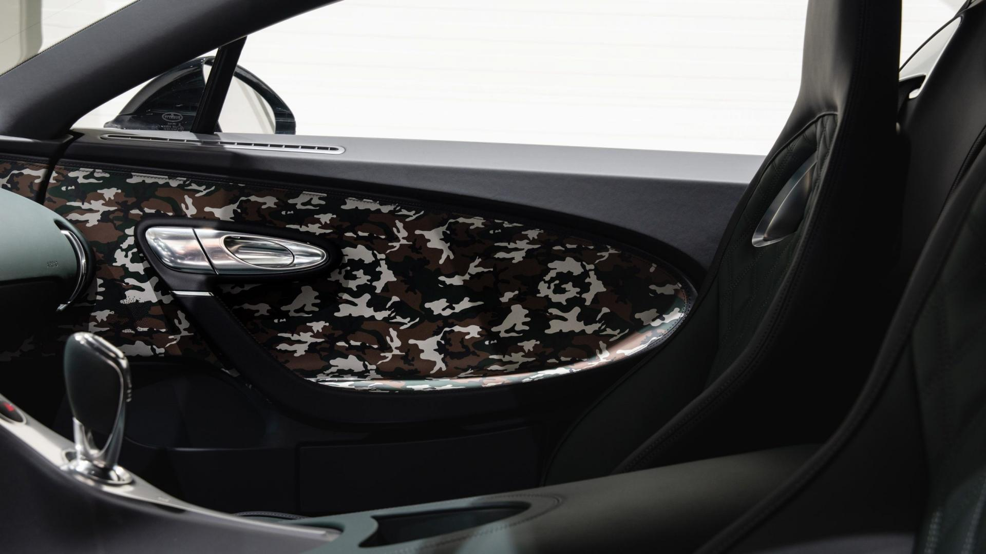 Bugatti Chiron van Jeroen van den Berg