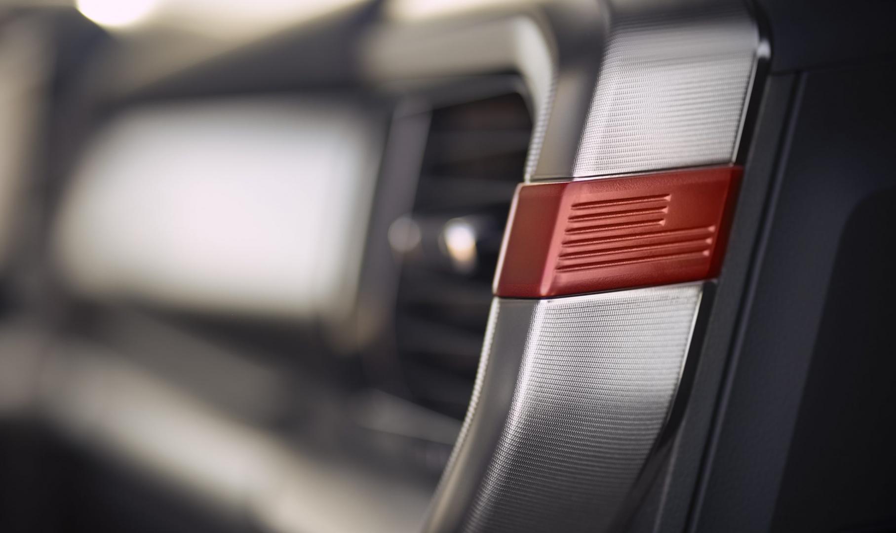 2021 Ford F-150 Raptor detail