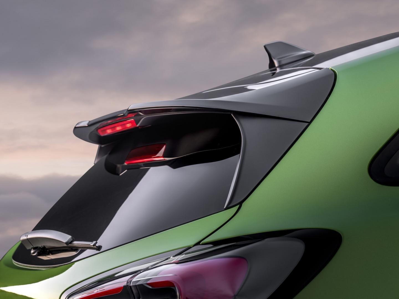 Spoiler en remlicht Ford Puma ST (1.5 Ecoboost 200)