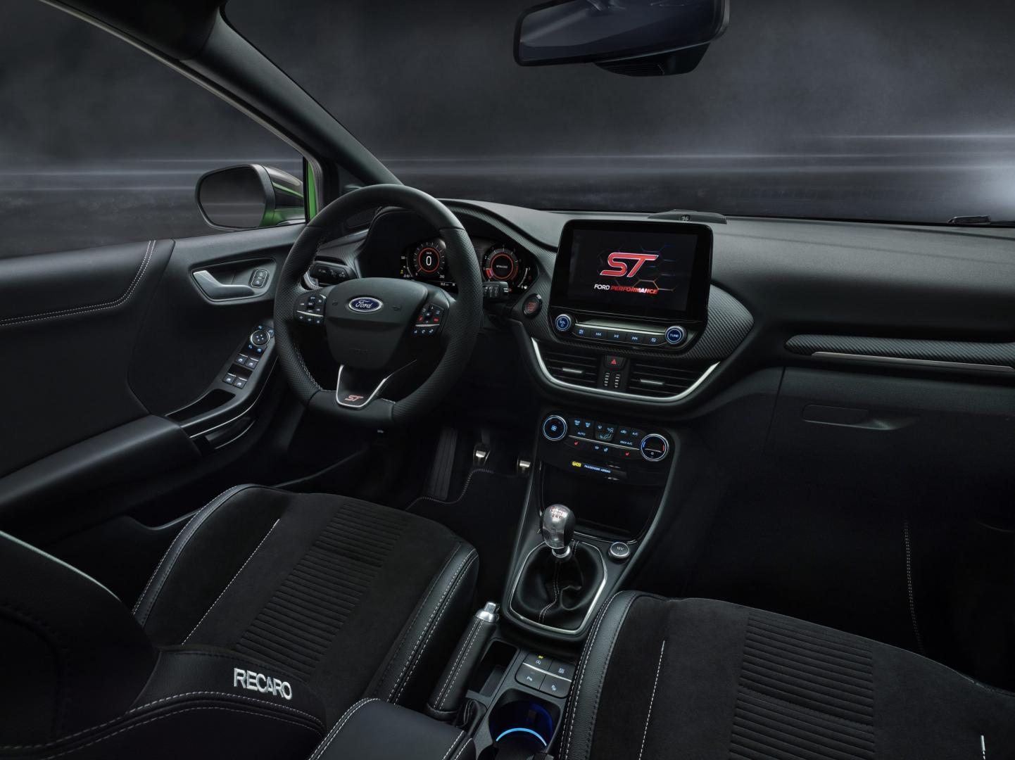 Interieur Ford Puma ST (1.5 Ecoboost 200)