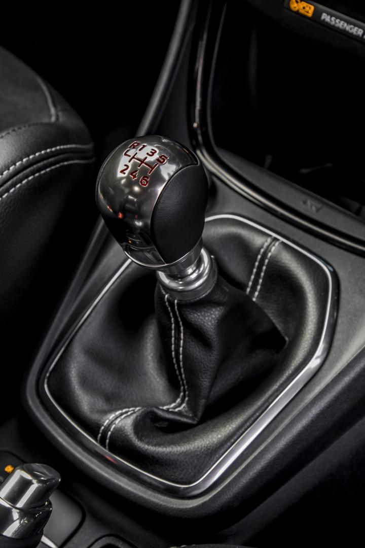Schakelpook handbak Ford Puma ST (1.5 Ecoboost 200)