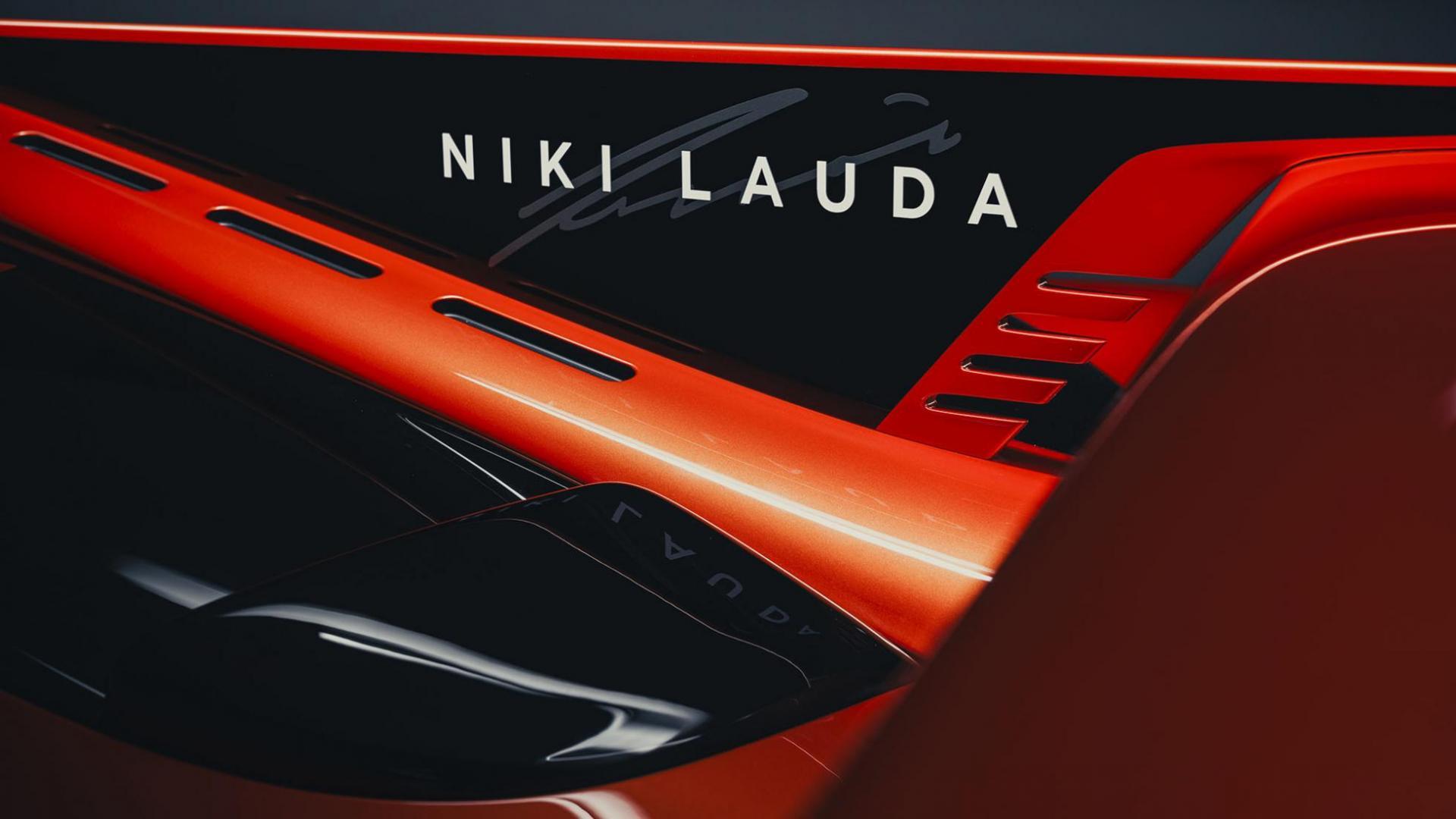 Spoiler GMA T.50S Niki Lauda 2021