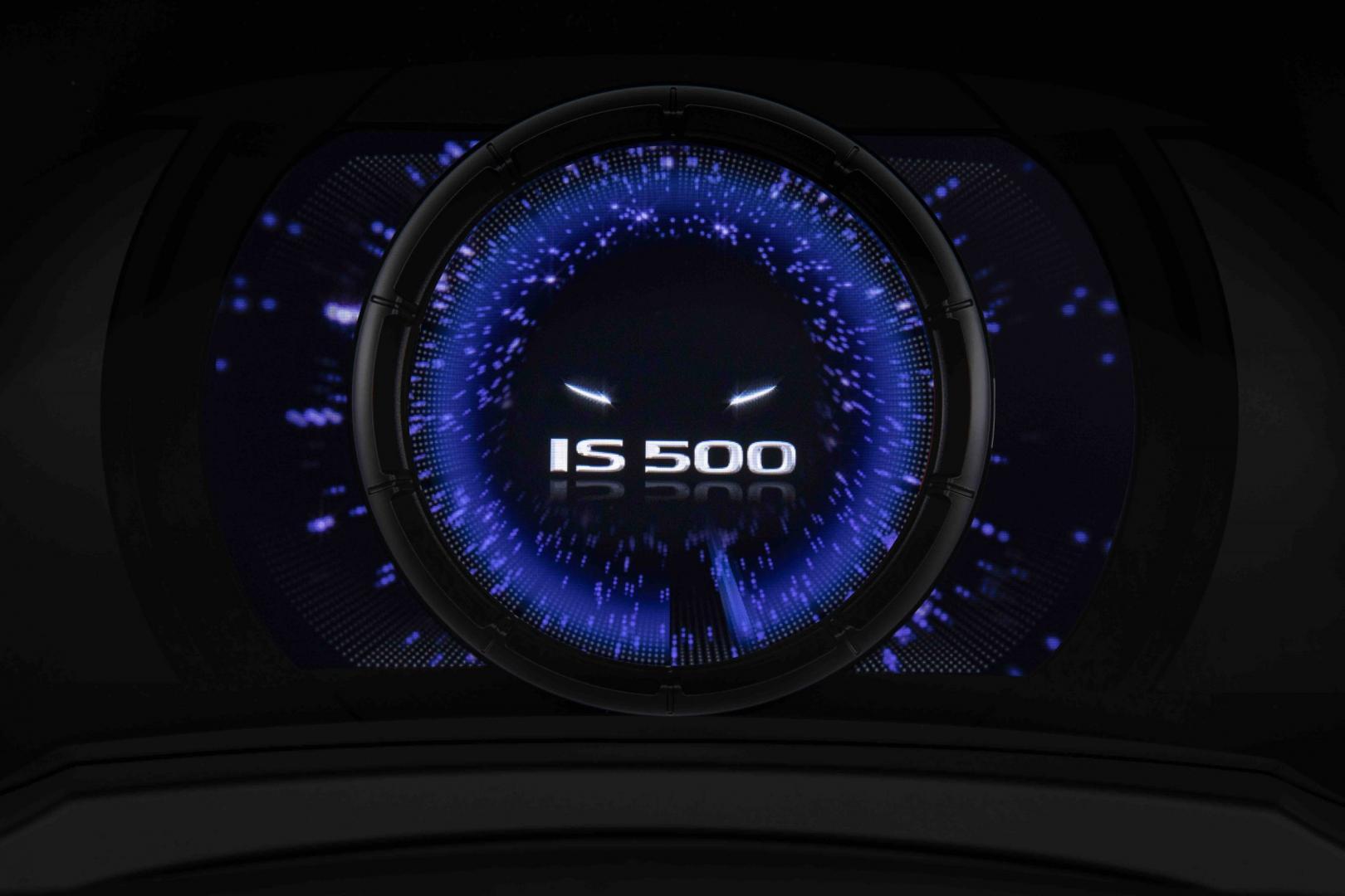 Teller Lexus IS 500 F Sport