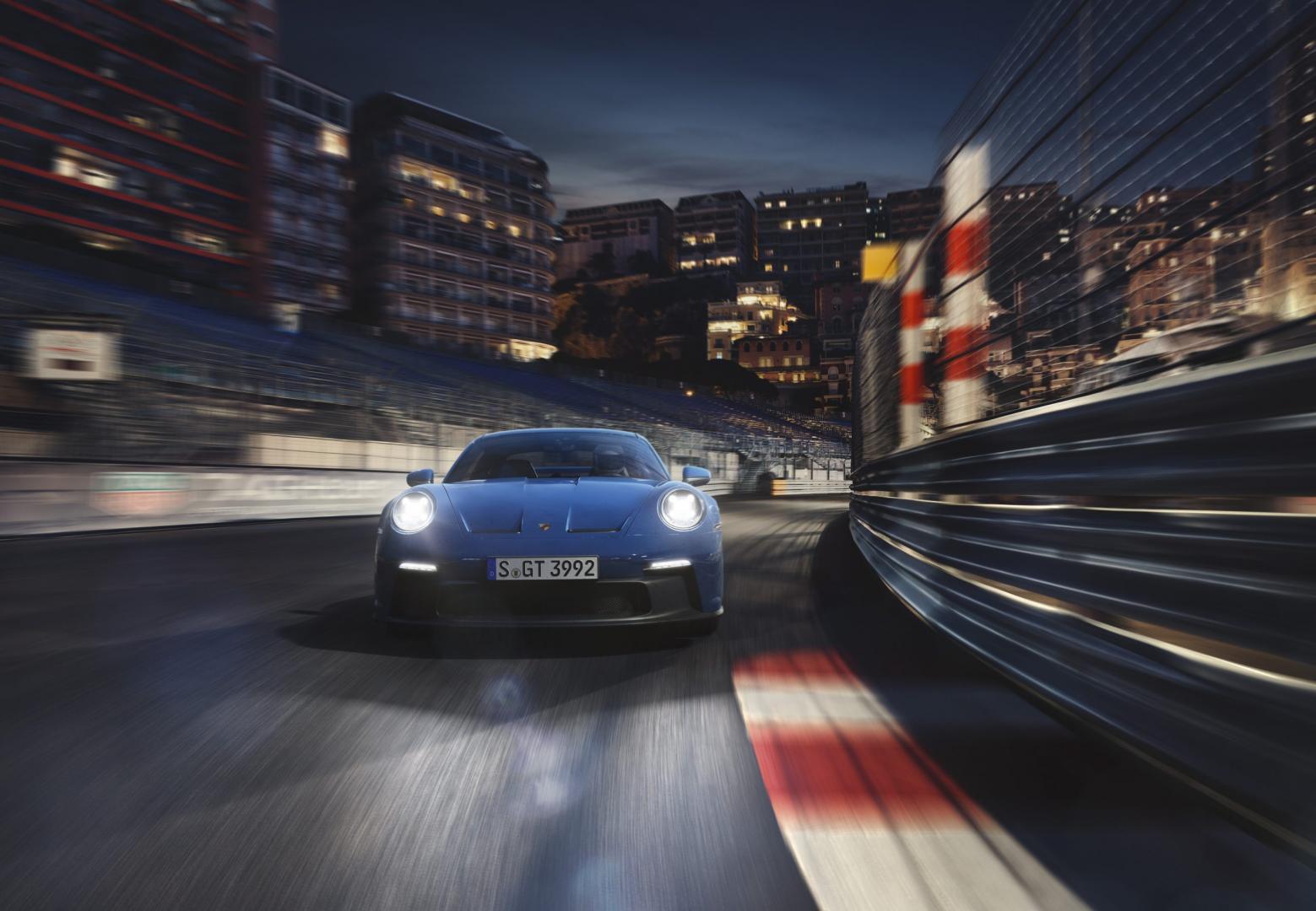 Porsche 911 GT3 (992) Pors