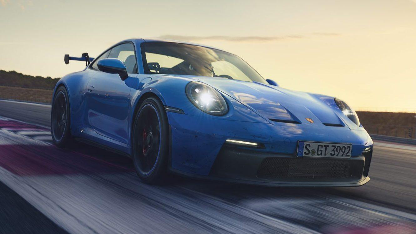 Porsche 911 GT3 992 (2021)