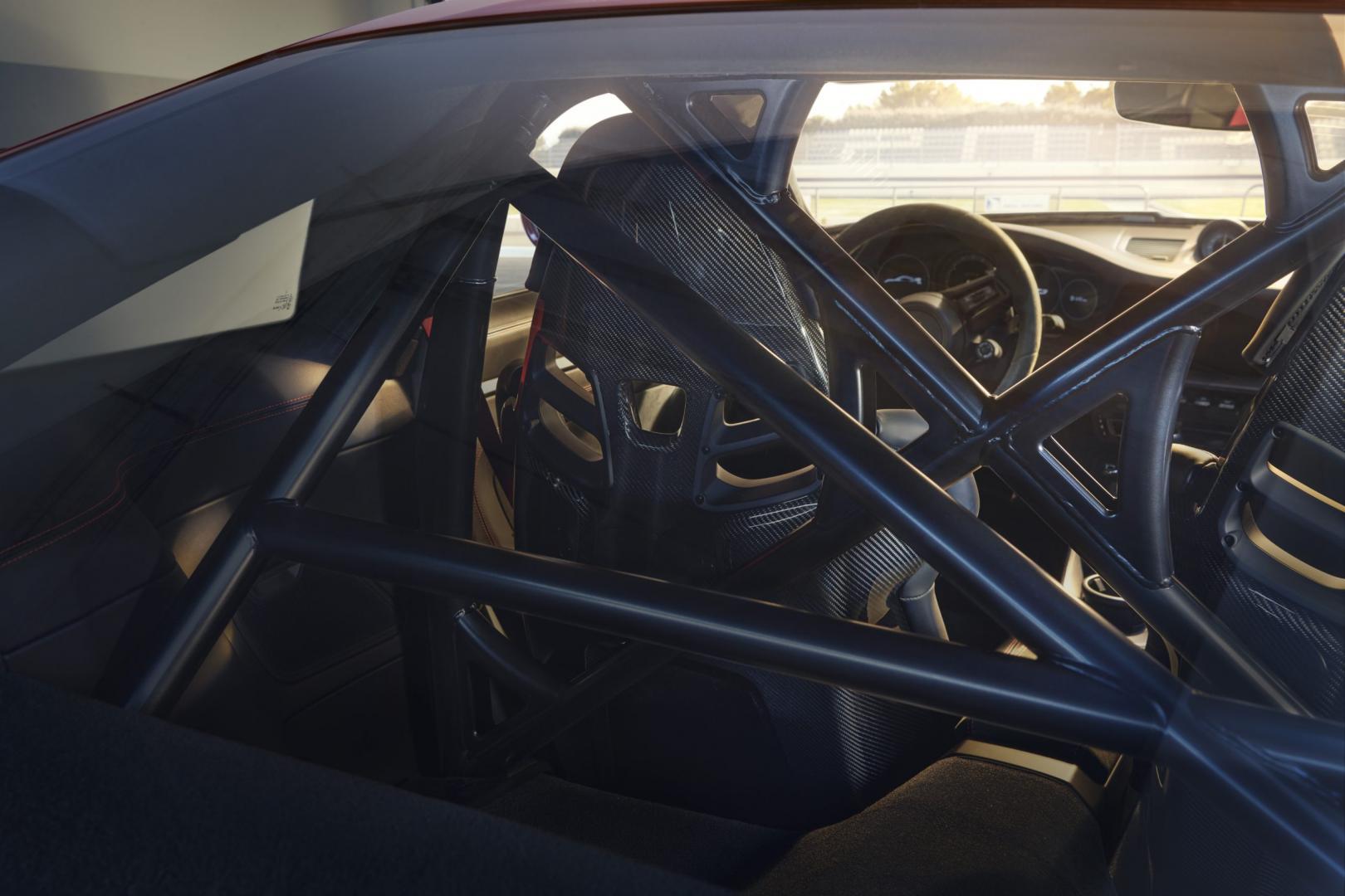 Rolkooi Porsche 911 GT3 (992)