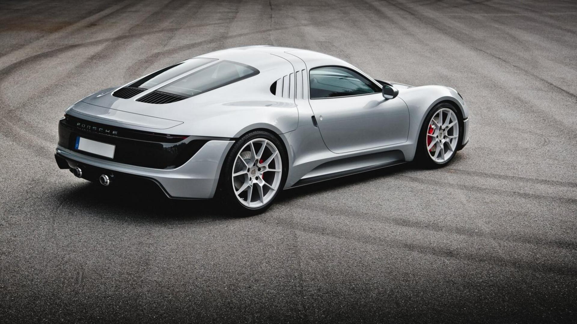 Porsche Le Mans Living Concept