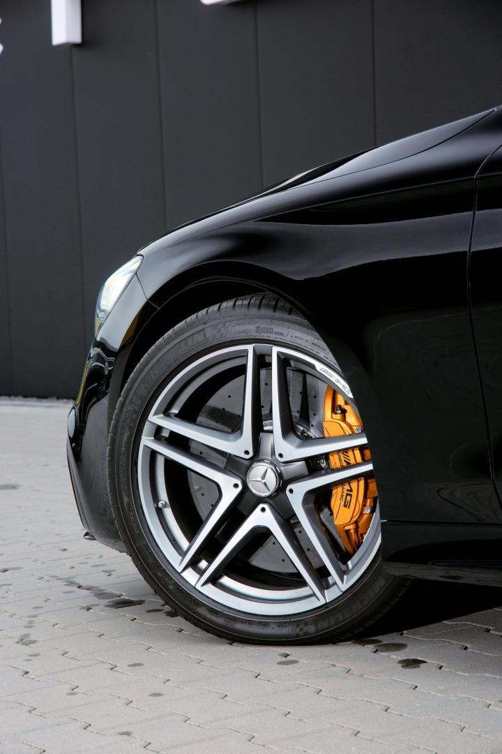 Wielen en remmen Posaidon Mercedes-AMG S 63