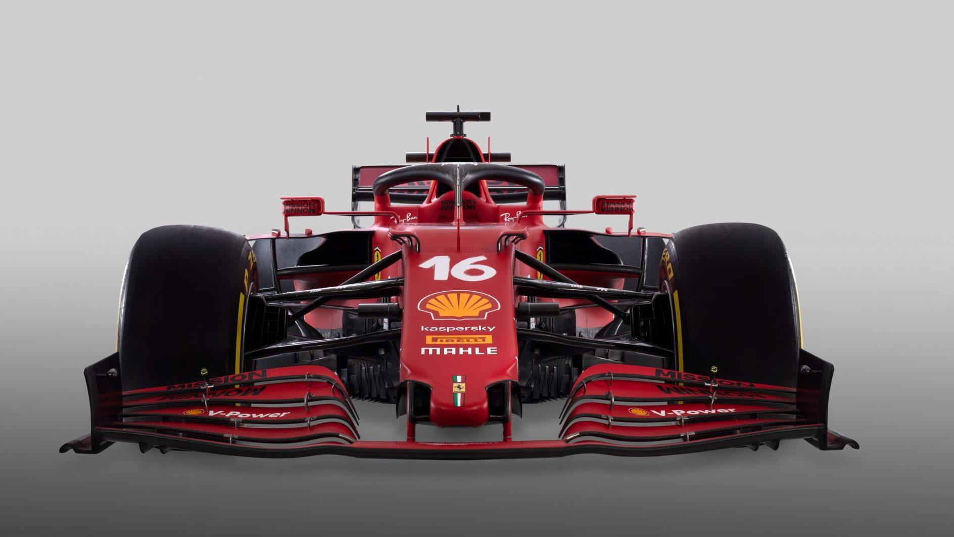 Ferrari SF21 (2021)