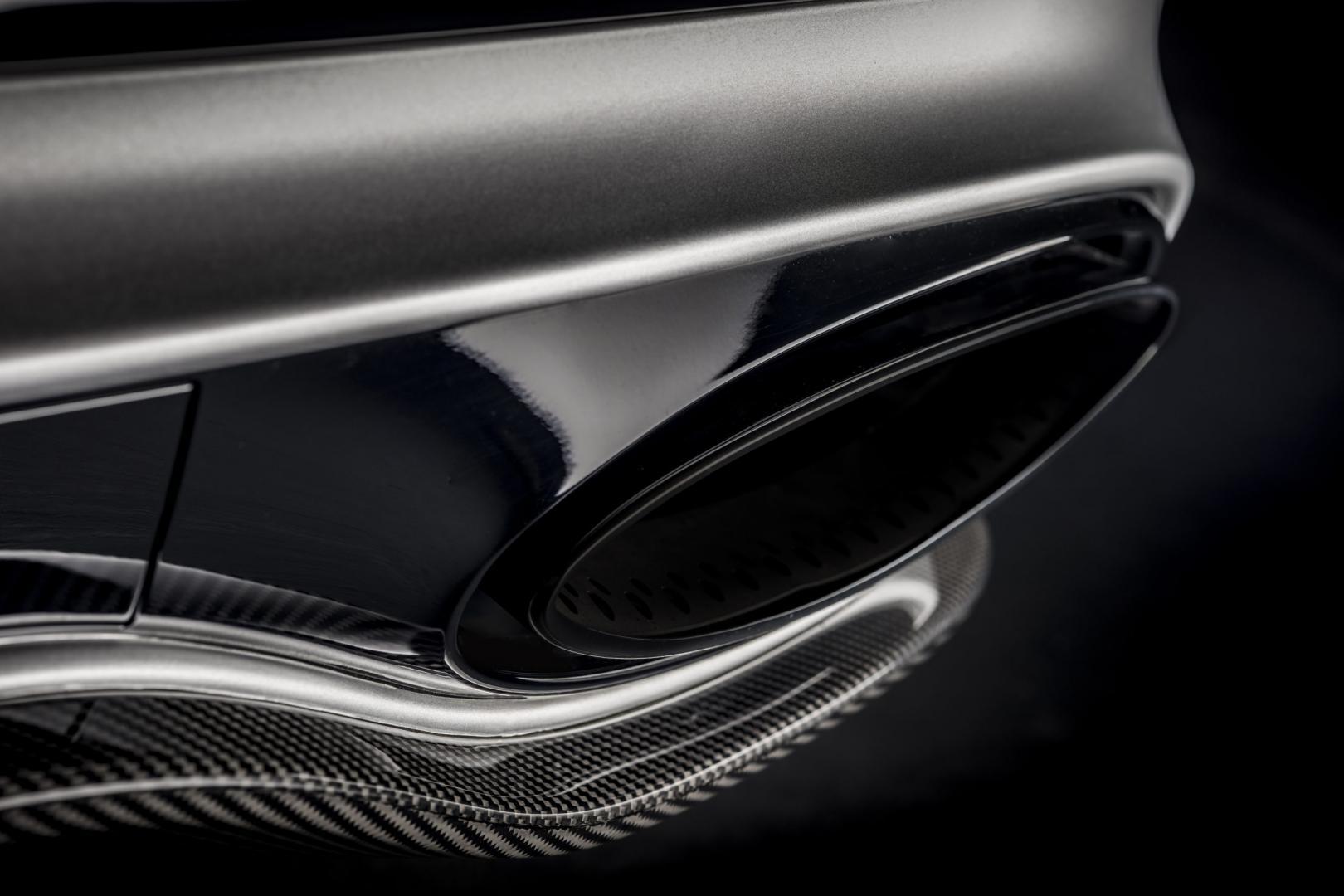 Uitlaat Bentley Continental GT Speed
