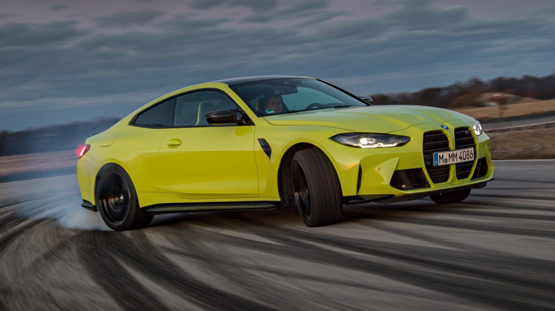 BMW M4 Competition G82 (2021)