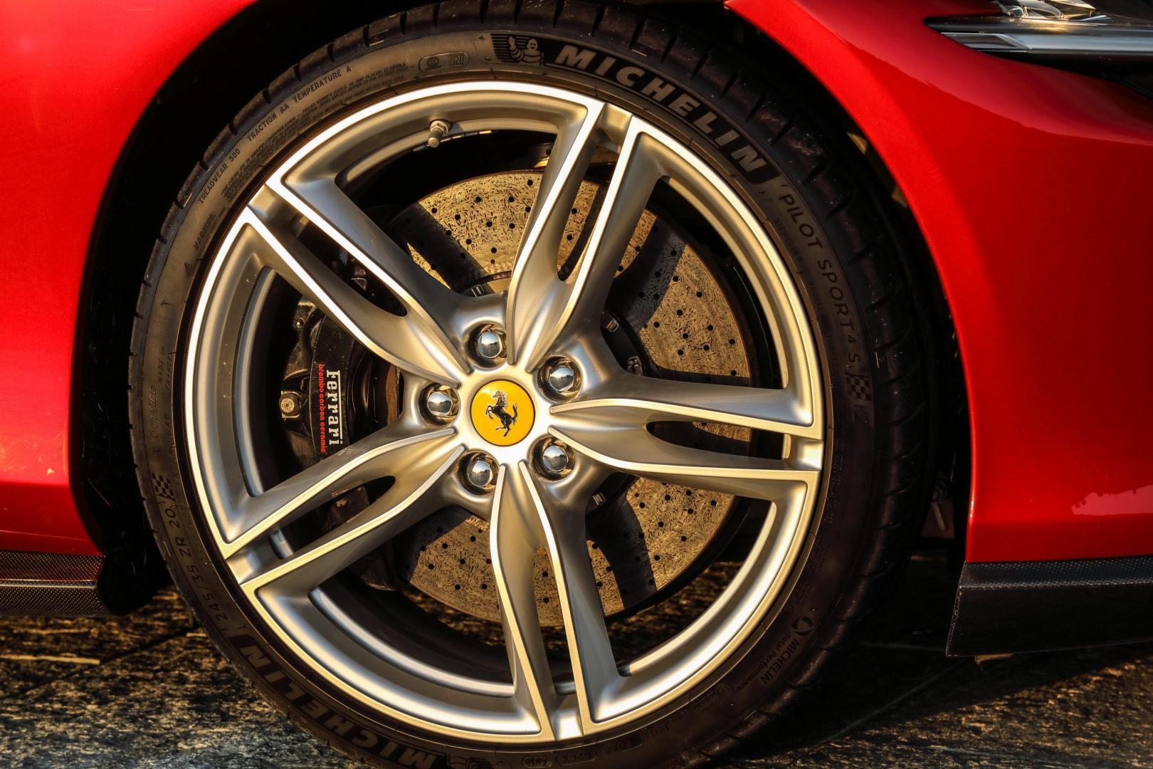Velgen Ferrari Roma