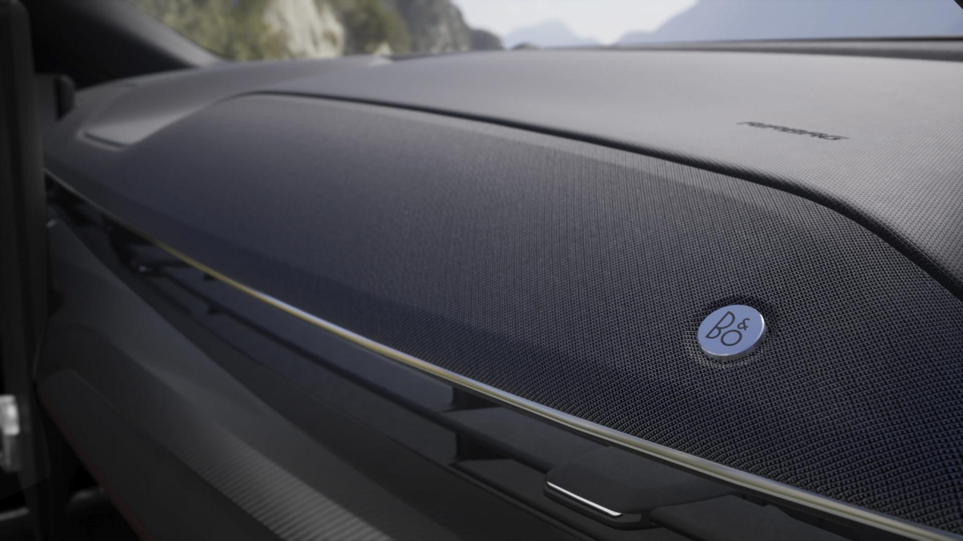 Speaker Ford Mustang Mach-e AWD Extended Range