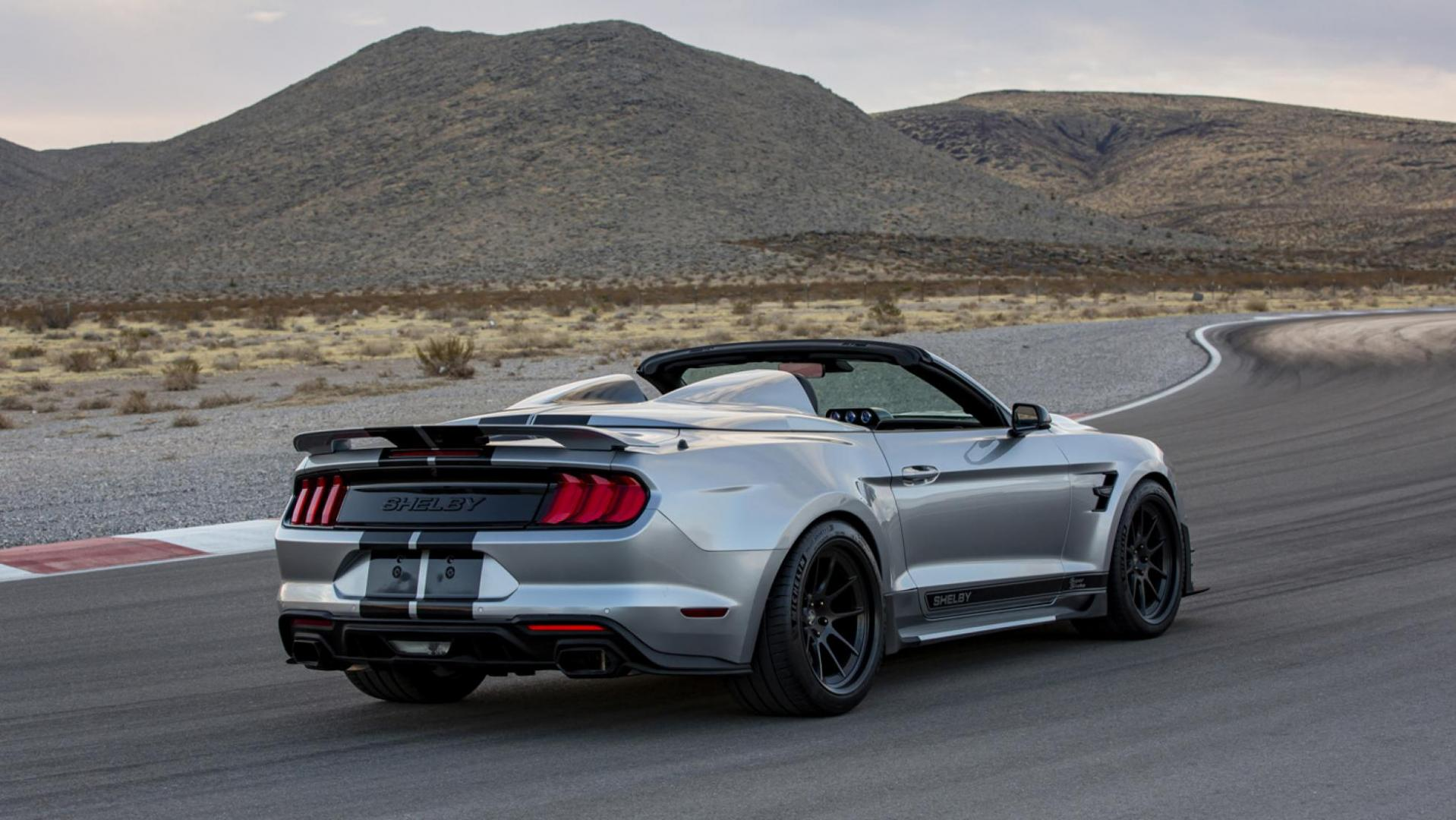 Ford Mustang Shelby Super Snake Speedster (2021)