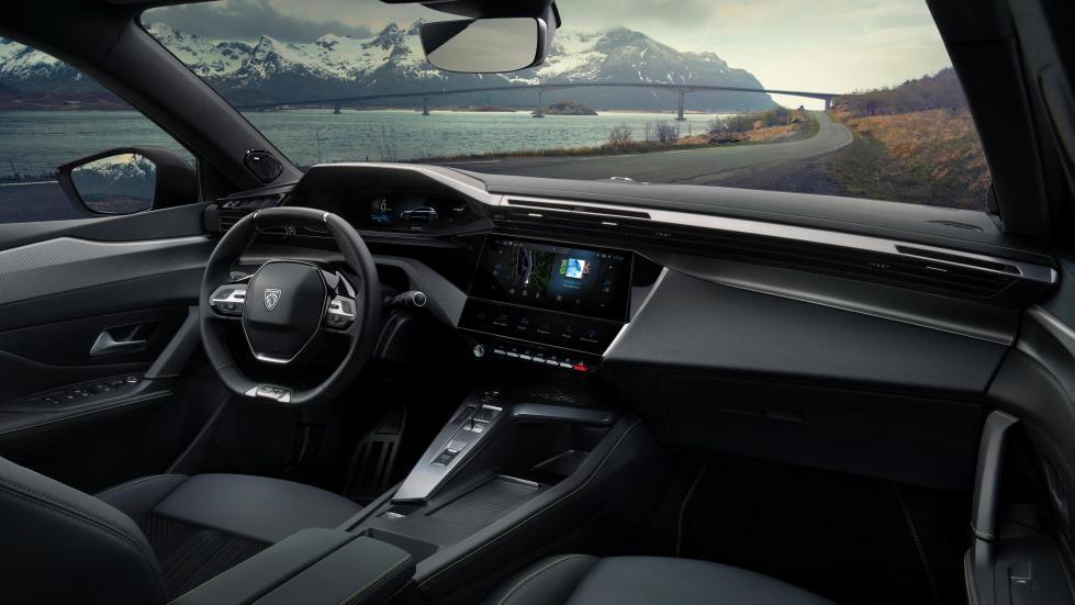 Interieur Peugeot 308 (2021)