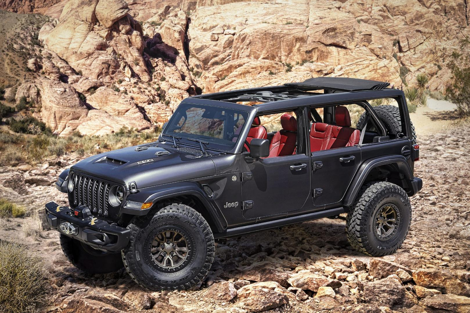 Jeep Wrangler Rubicon 392