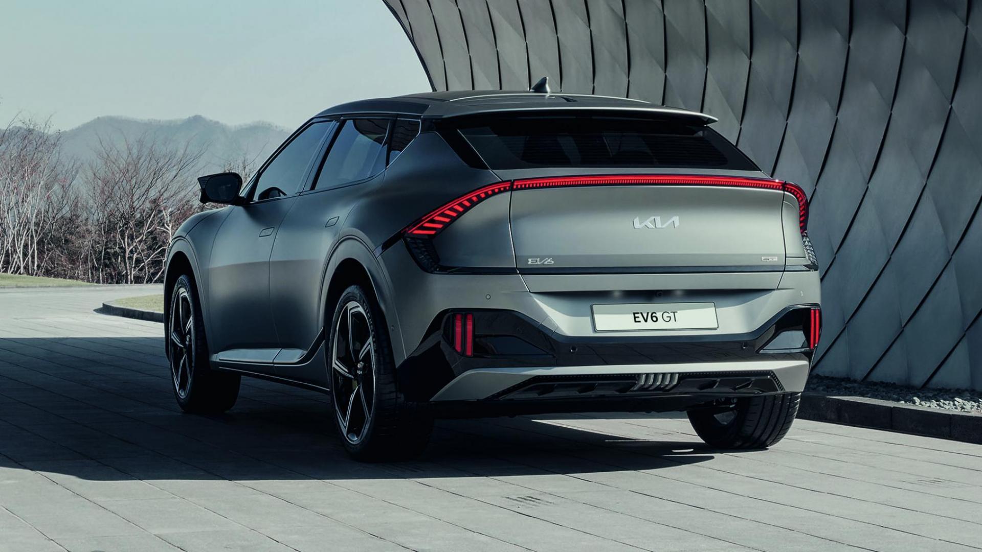 Kia EV6 GT (2021)