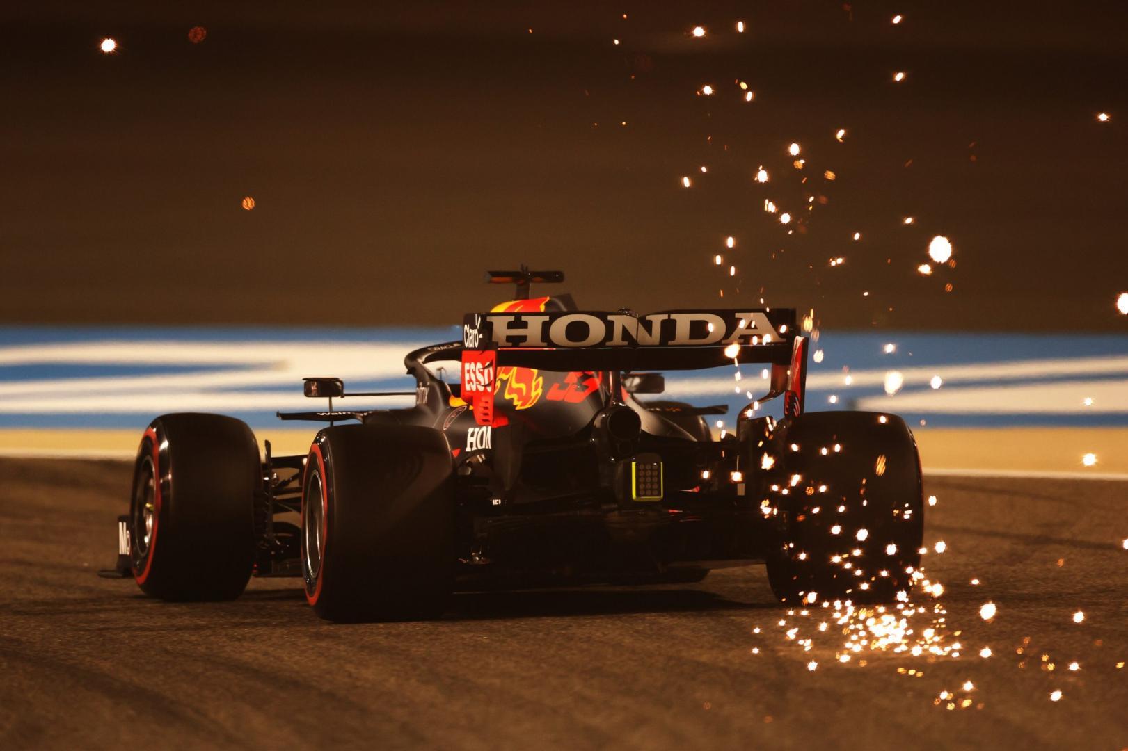 Kwalificatie van de GP van Bahrein 2021