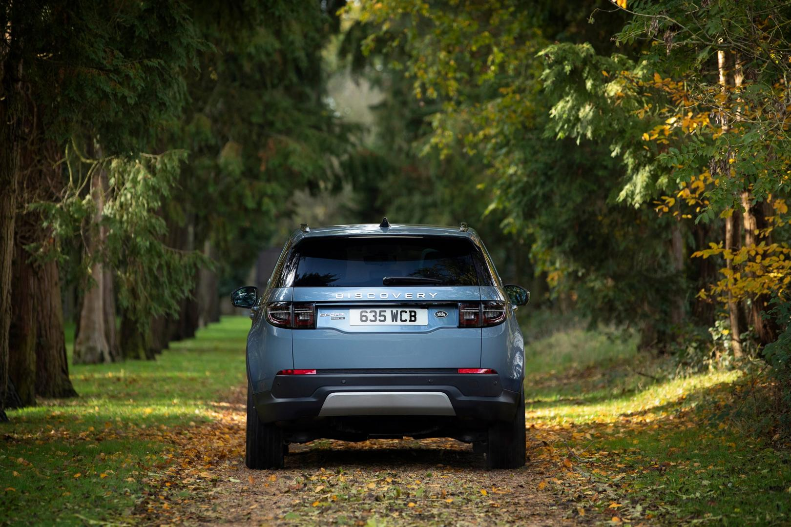 Land Rover Discovery Sport P300 SE PHEV