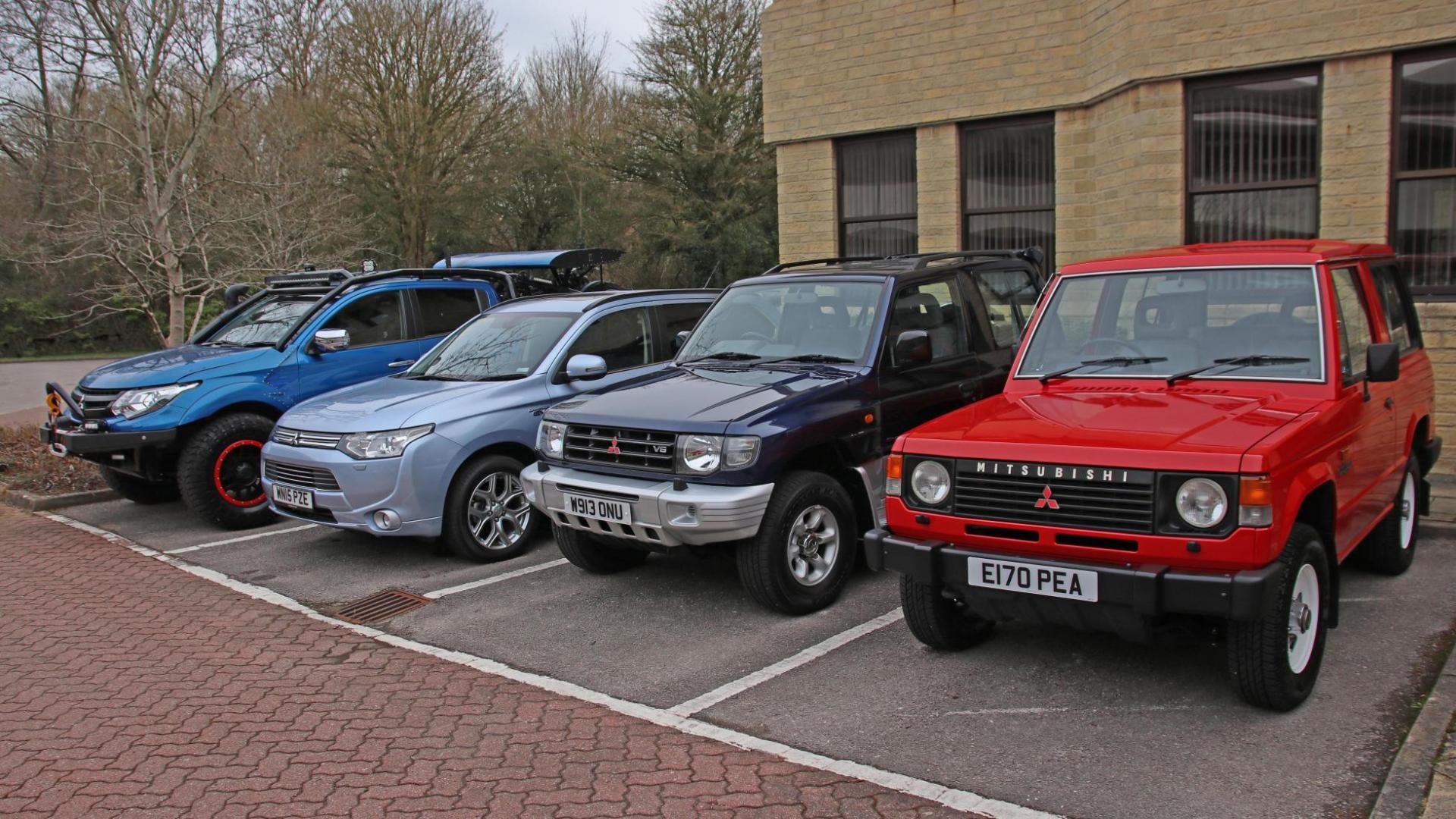 Mitsubishi-verzameling onder de hamer