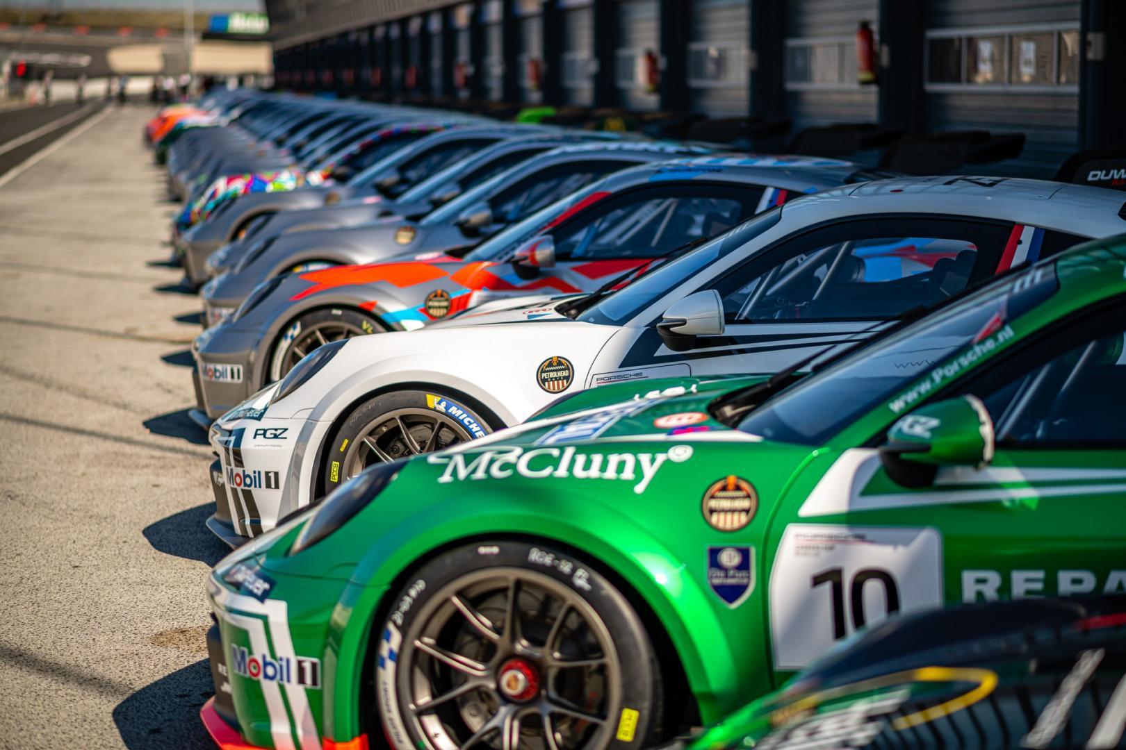 Porsche 911 GT3 Cup Circuit Zandvoort