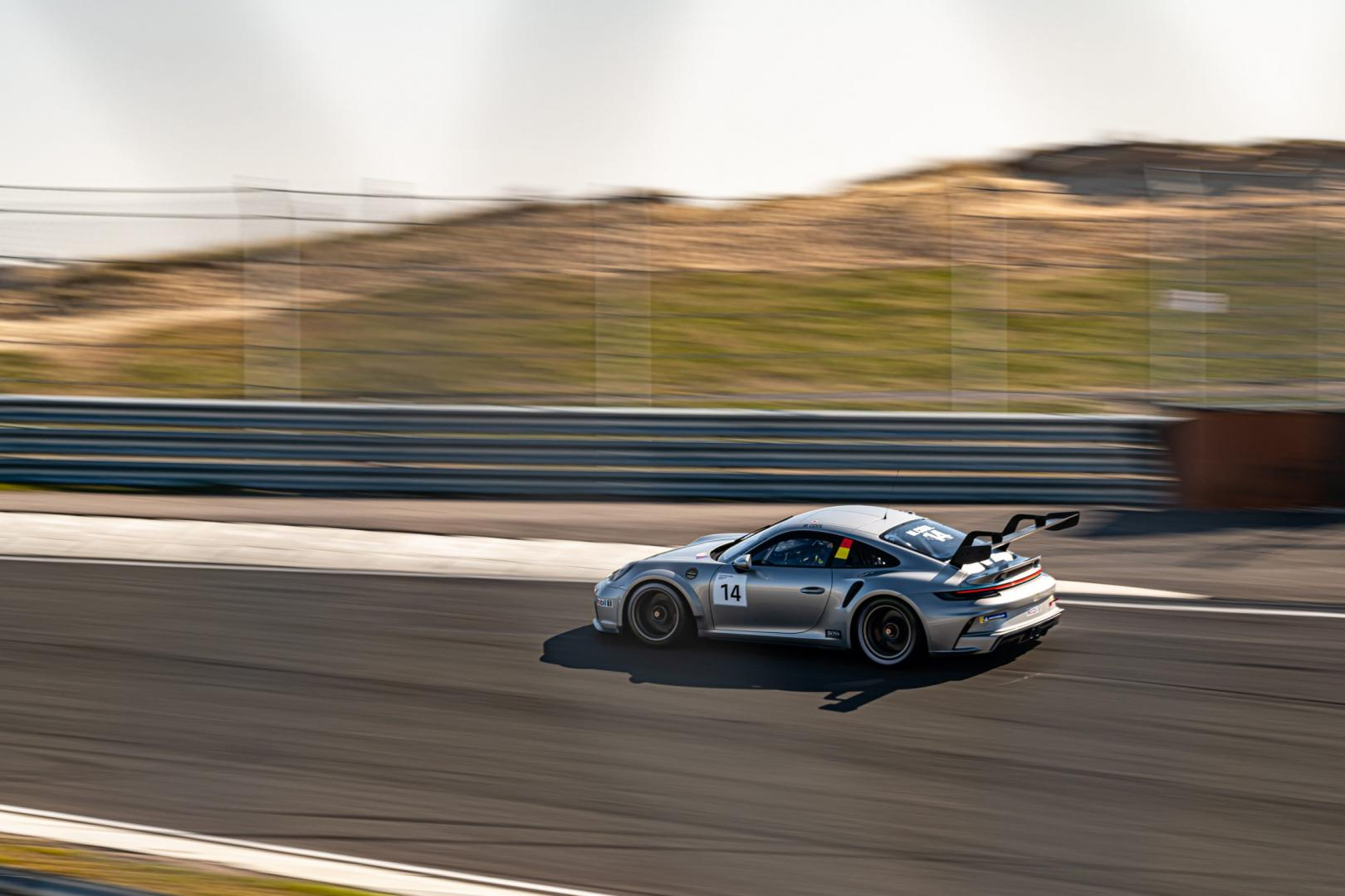 Porsche 911 GT3 Cup (992)