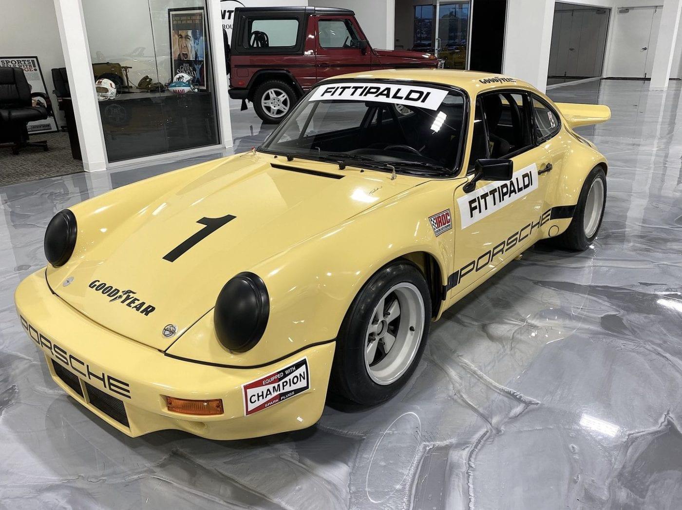 Porsche 911 RSR van Pablo Escobar