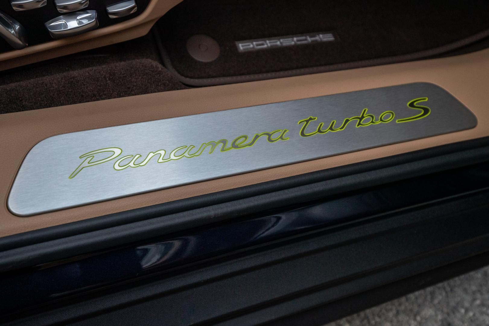 Deurlijst Porsche Panamera Turbo S E-Hybrid Sport Turismo