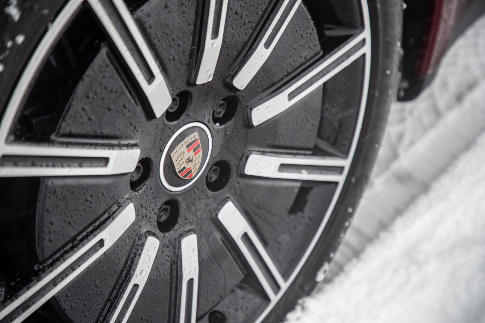 Wielen Porsche Taycan Performance Plus Accu