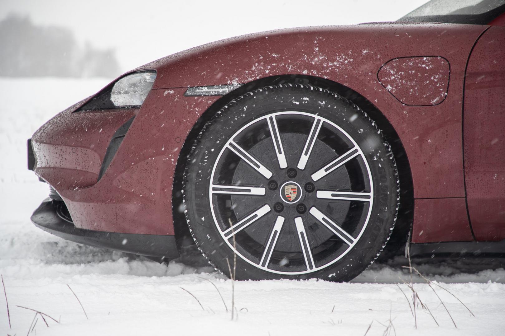 Velgen Porsche Taycan Performance Plus Accu