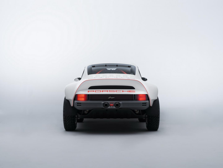 Porsche 911 (Singer ACS)